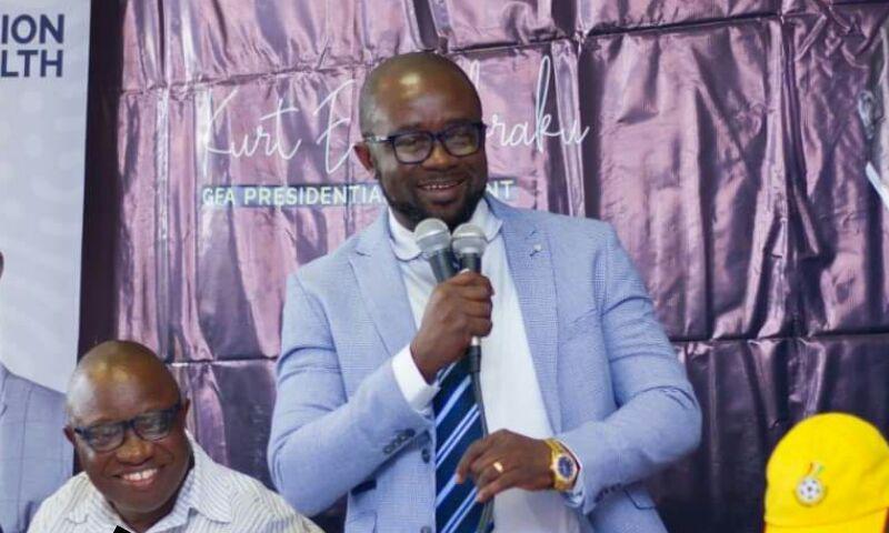 Ghanaman facility ready for use as isolation centre – President Okraku