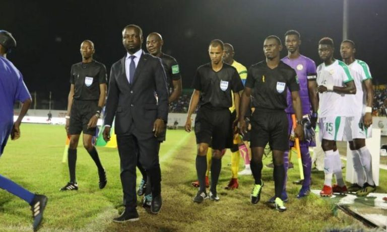 Appointments to new GFA refereeing structure