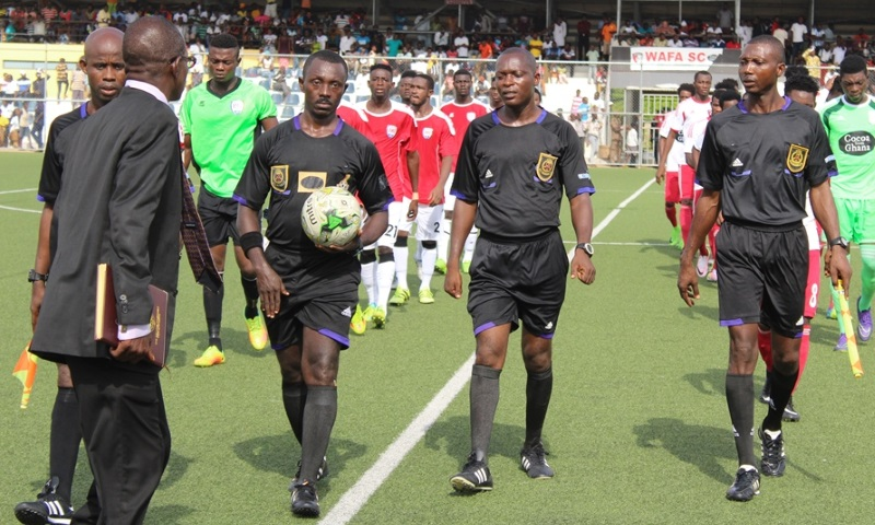 Executive Council approves new refereeing structure