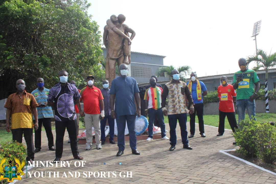 GFA joins MOYS, NSA, clubs to commemorate May 9th anniversary