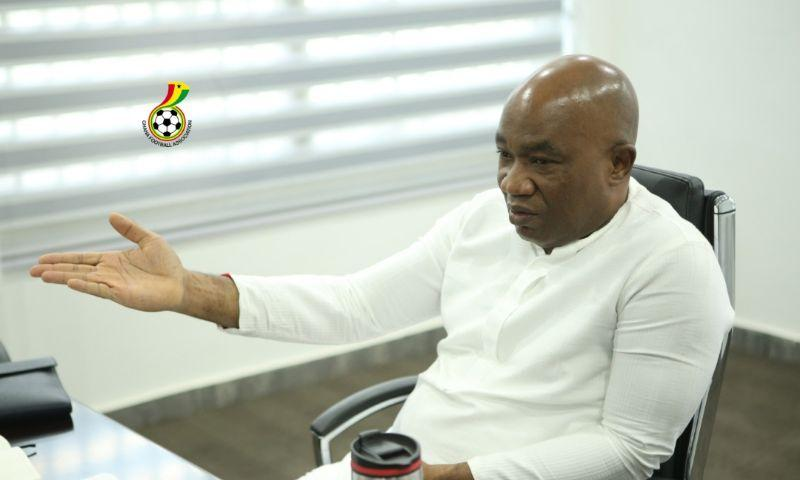Black Stars coach committee submits report to Executive Council