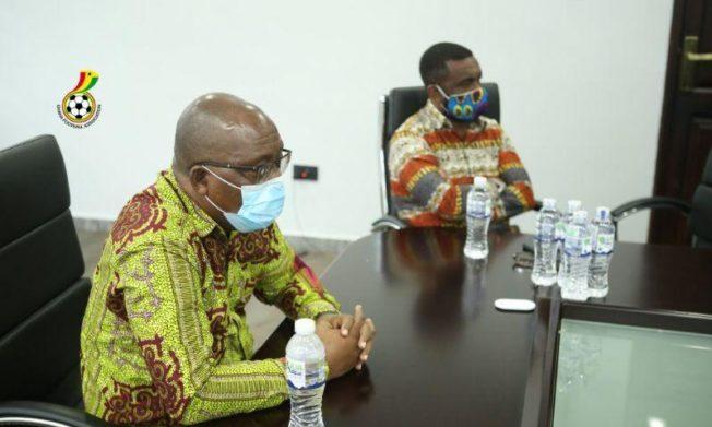 GHALCA executives engage with GFA