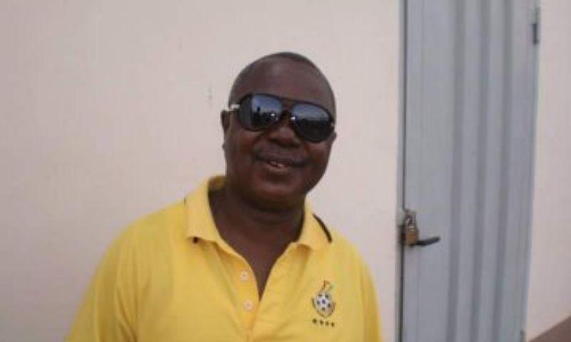 Kwaku Ampem-Darko passes on