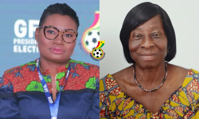 Naa Odofoley, Habiba Attah to work on women's football rebranding policy