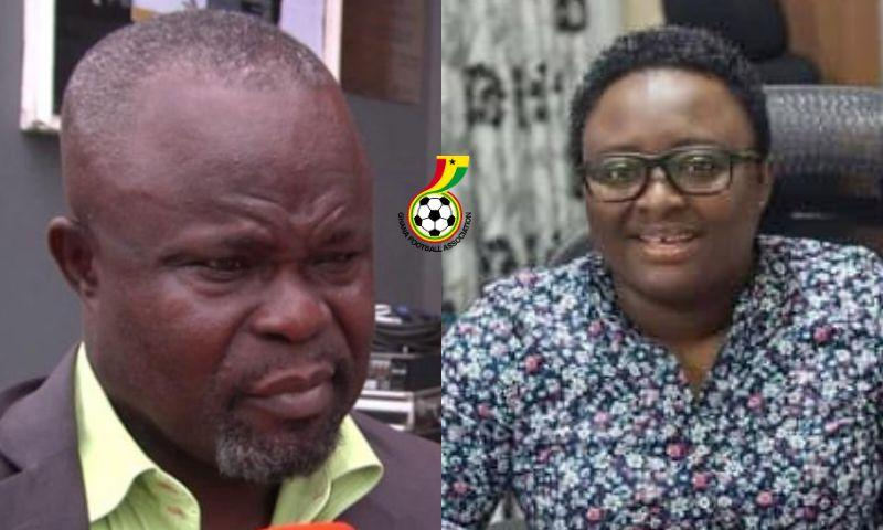 Sarfo Oduro, Oware-Aboagye to work on code of conduct and education policy for women national teams