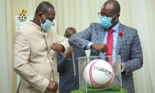 Days of insufficient footballs for clubs is history – GFA President
