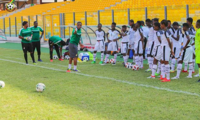Thirty Black Maidens players to begin camping on Friday