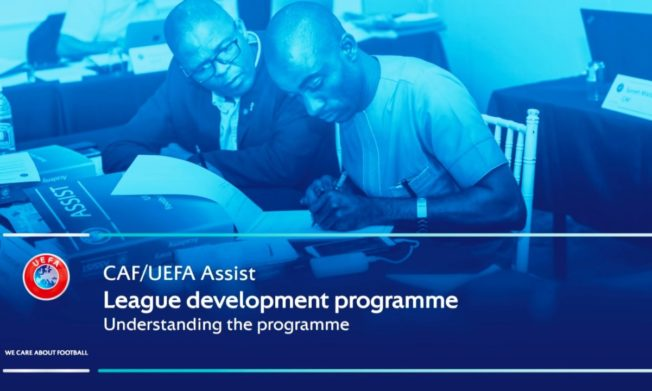 Ghana selected for CAF & UEFA Assist League Development Pilot Programme