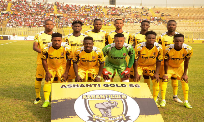 Ashgold SC confirms Africa participation