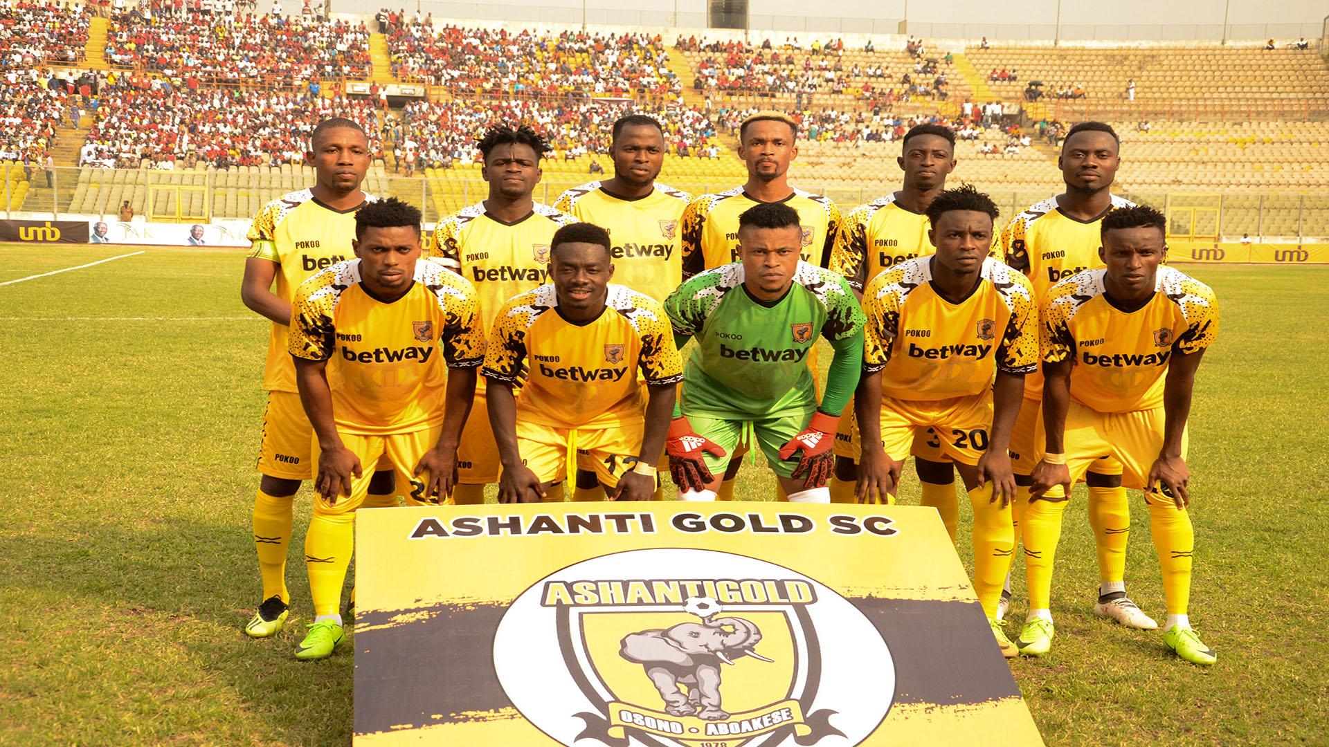 Ashgold SC confirms Africa participation