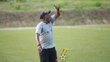 Reaction: U-20 Coach Karim Zito on being paired against Nigeria & Ivory Coast