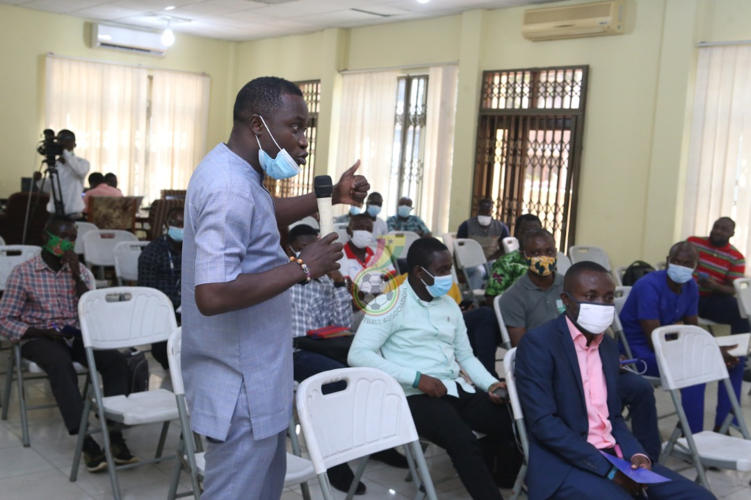 Club Media Officers, Venue Media Officers end one-day seminar