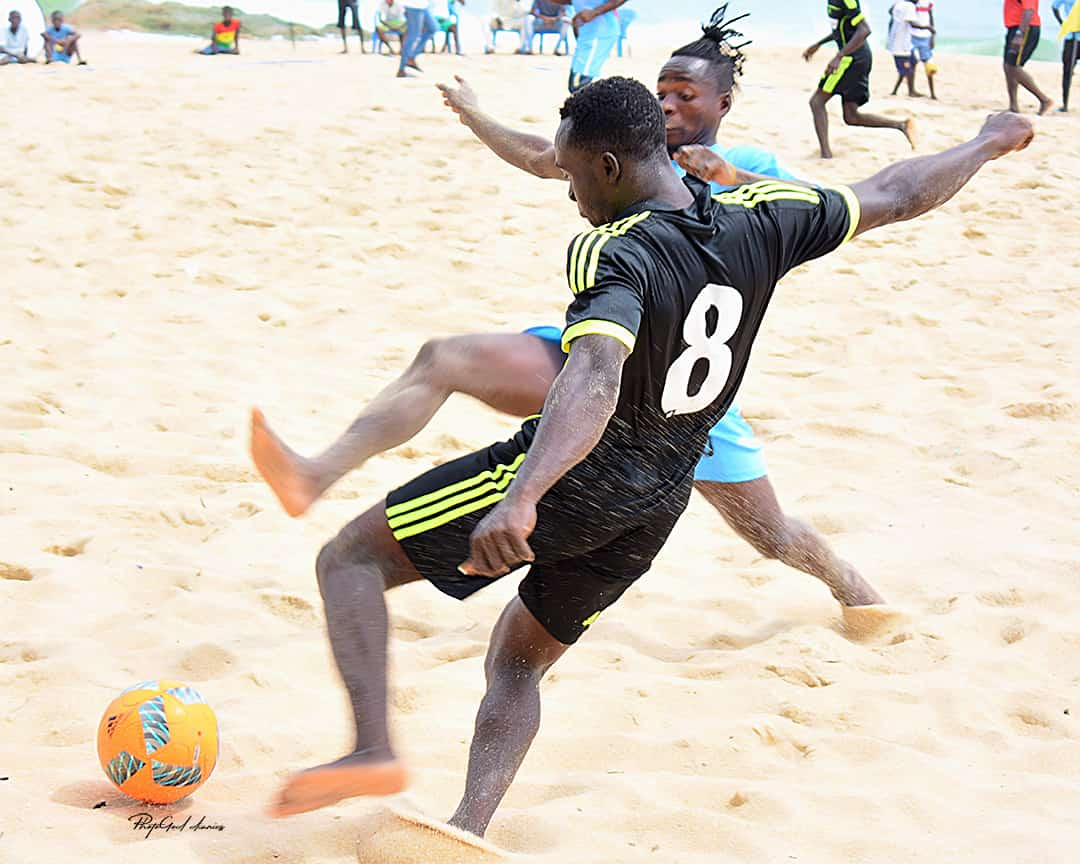 GFA to organize FIFA Connect training for Beach Soccer Clubs