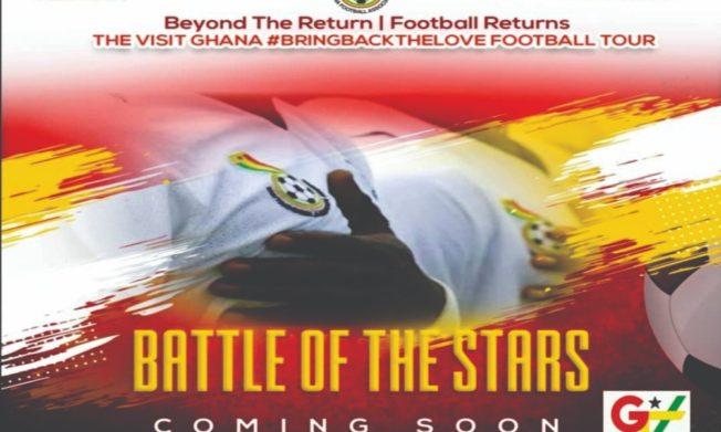 GTA, GFA to launch visit Ghana, BringBackTheLove football tour Friday