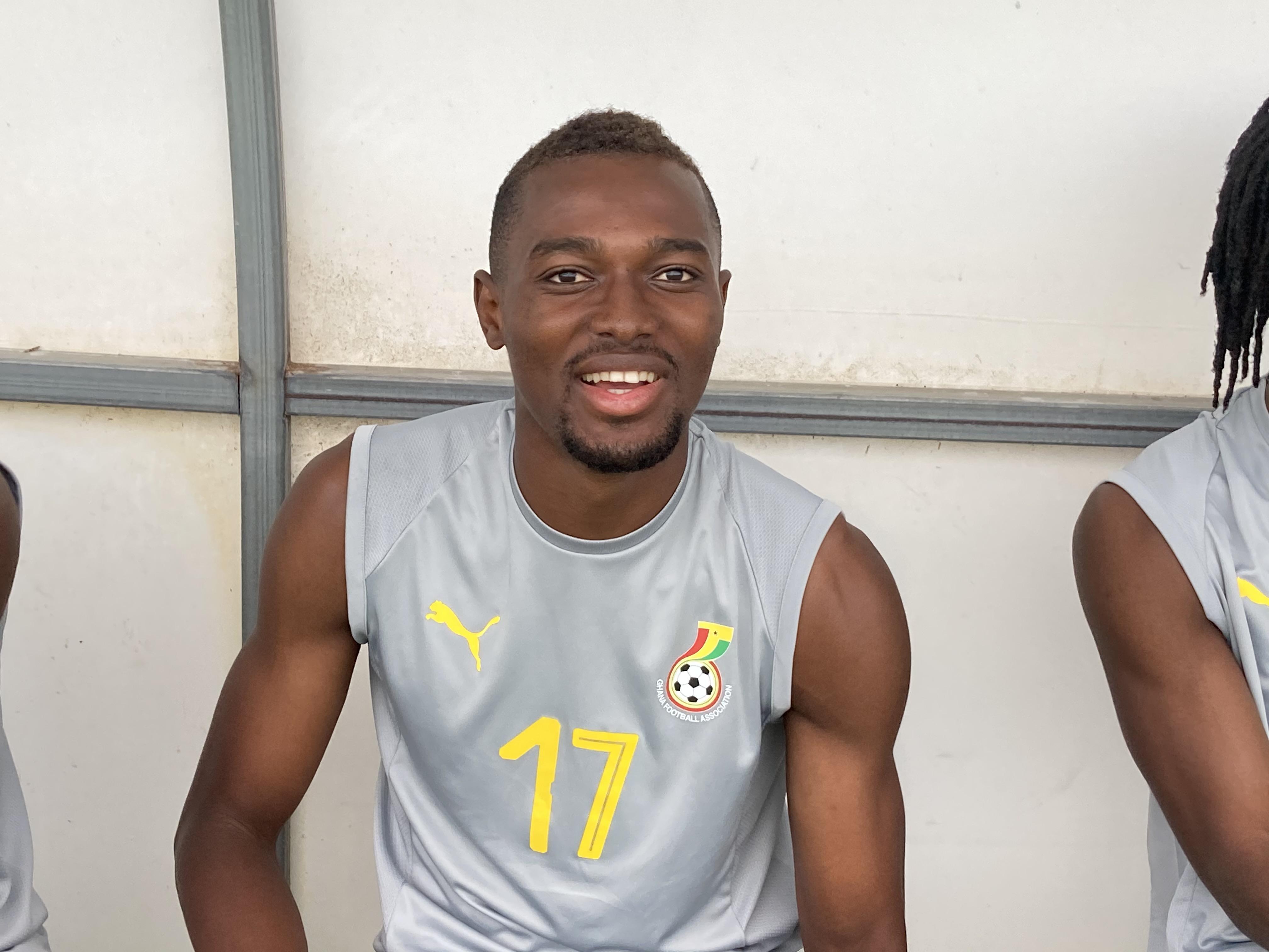 We want to win every game – Bernard Mensah