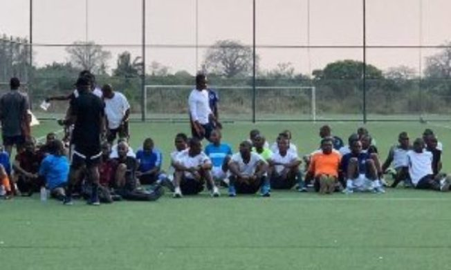 Northern Sector Referees and Assistant Referees begin fitness test for new season