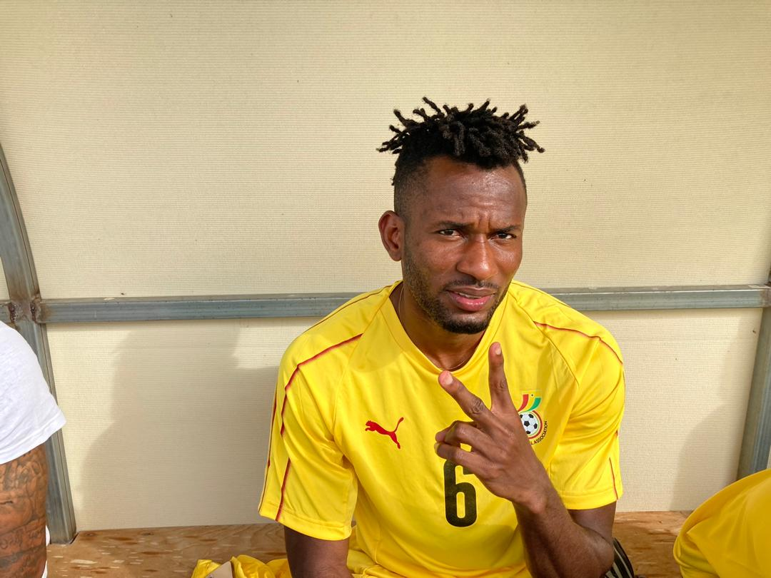 Opportunity to play for Ghana, dream come true - Lomotey