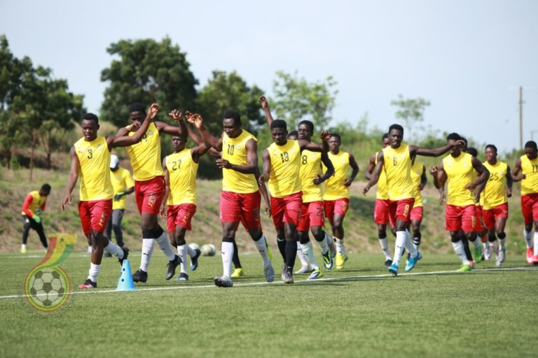 Black Satellites drawn against Nigeria & Cote D'Ivoire in WAFU 'B' Qualifying Tournament