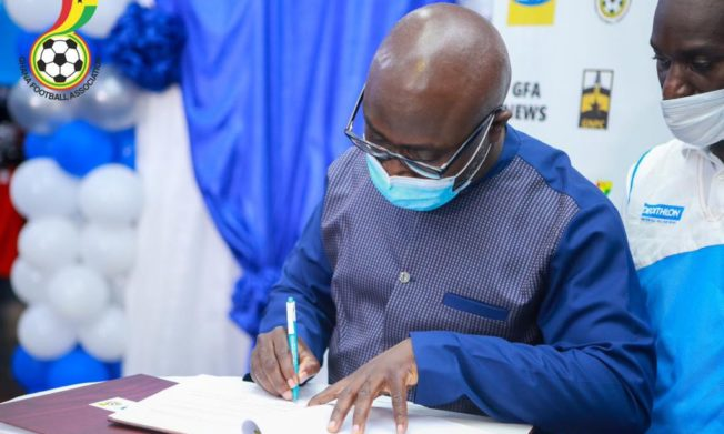 GFA signs 4-year Partnership Agreement with Decathlon as Official Retail Partner