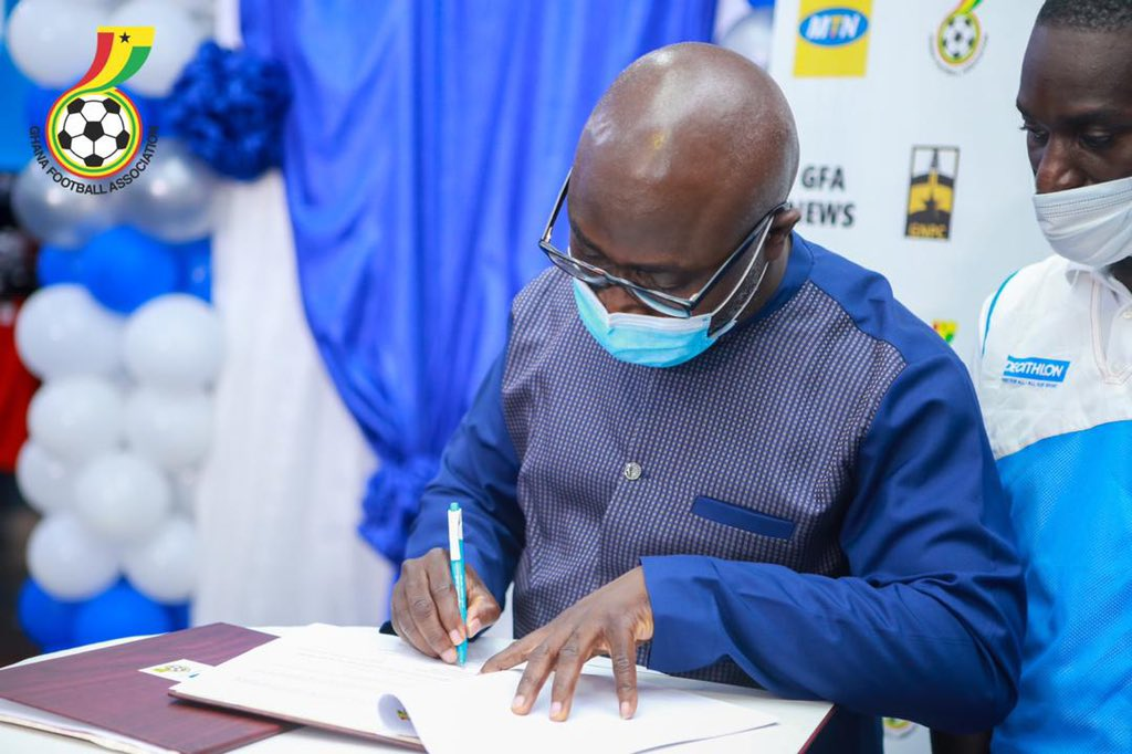 GFA signs 4-year partnership agreement with Decathlon as sports retail partner