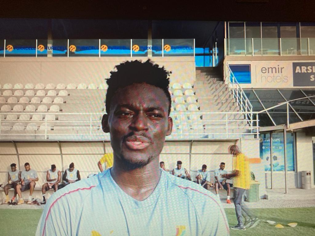 Baba Iddrisu on his return to national duty with Ghana, team confidence and learning from team mates: Transcript