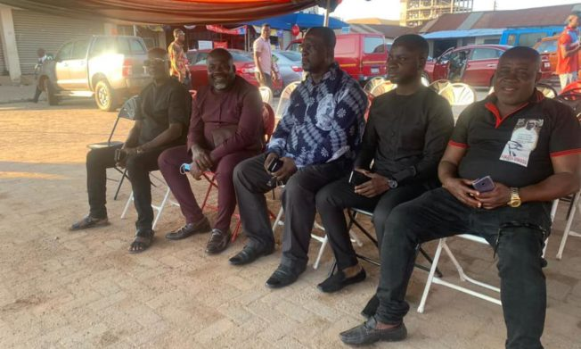 Football family shows up at late Kwasi Owusu's week observation