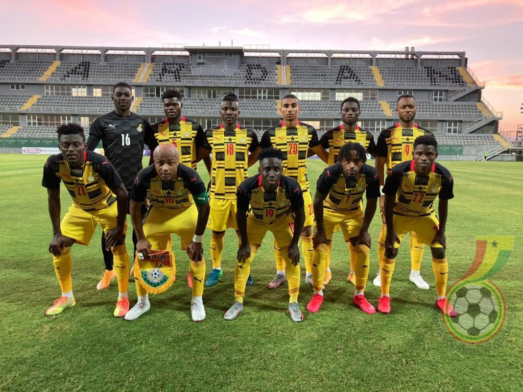 2021 Afcon qualifier: Akonnor to name squad for Sudan today 1