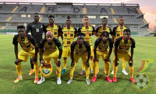 Scintillating Black Stars outclass Qatar – Match Report