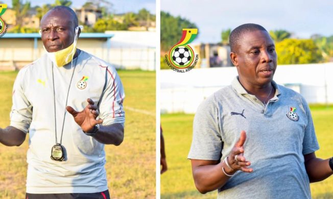 Baba Nuhu, Yussif Basigi on strategy, Nigeria, conditioning, tactical play: Transcript