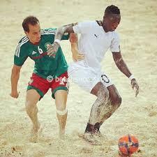 Ghana ranked 95th in latest Beach Soccer World Ranking
