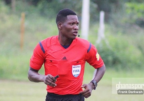 Daniel Laryea gets Horoya vs Wydad appointment