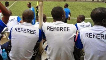 Match Review:Referee Daniel Oteng Appiah banned for the rest of the season