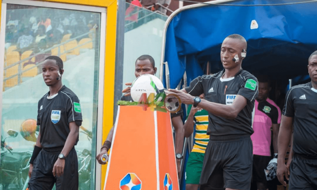 Four Ghanaian Referees, Official handed CAF CL assignments