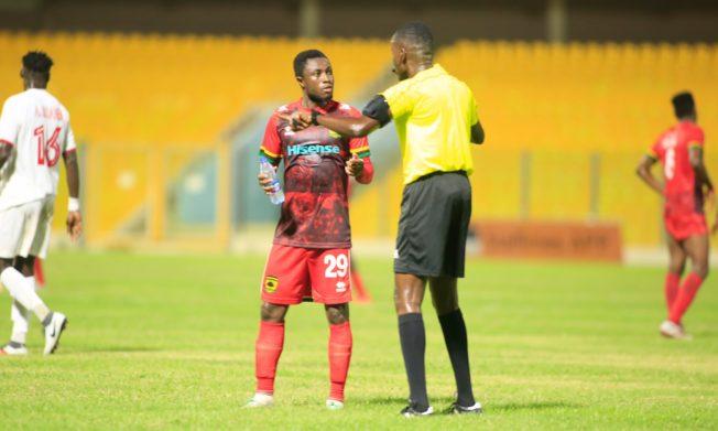 CAF appoints Malian Referees for Asante Kotoko, FC Nouadhibou Champions League clash