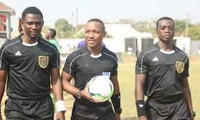 Match Officials for 2020-21 GPL Matchday 1