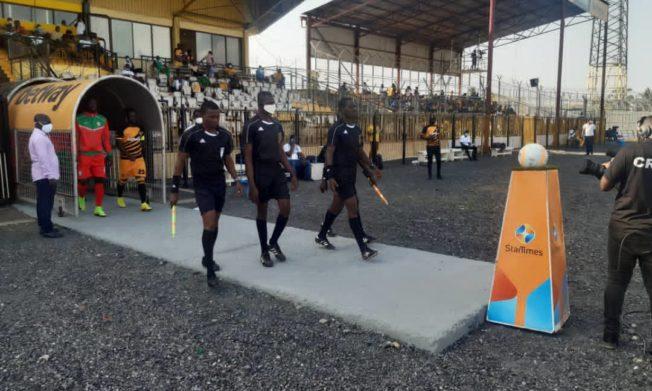 Match Officials for GPL Week 2 announced