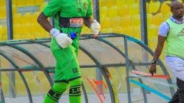 Fatau Dauda replaces suspended Ofori for Sudan clash