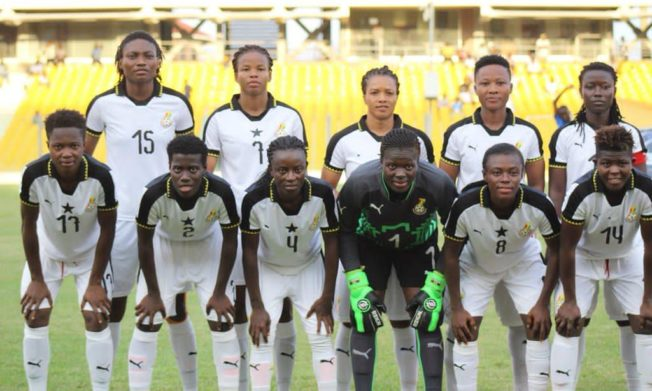 30 players called up to Black Queens Camp