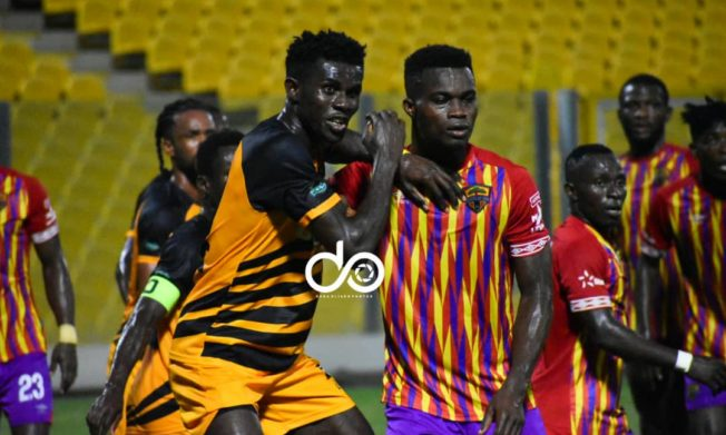 Hearts of Oak, Ashgold share spoils in four-goal thriller