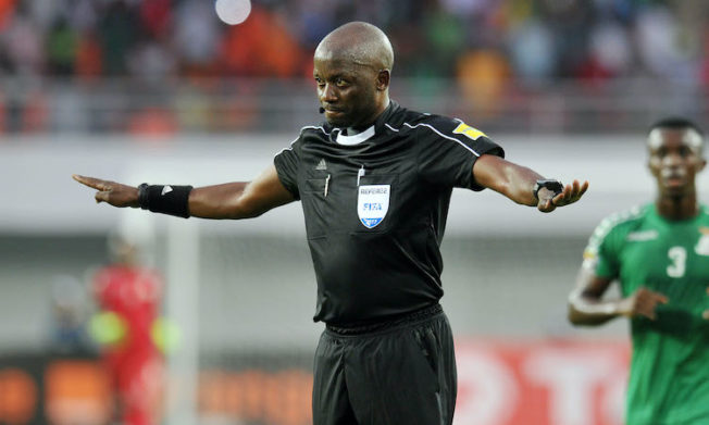 Botswana referee Bondo appointed to handle Ghana's away game against Sudan