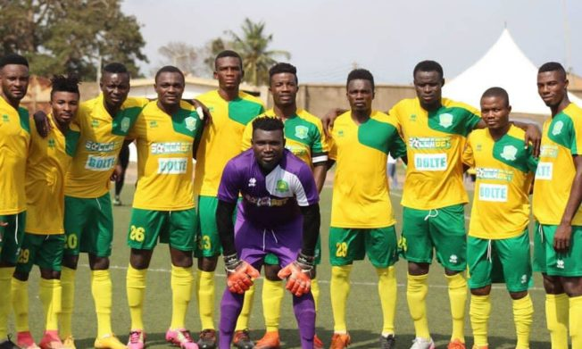 Cape Coast Mysterious Ebusua Dwarfs cleared to participate in the Ghana Premier League