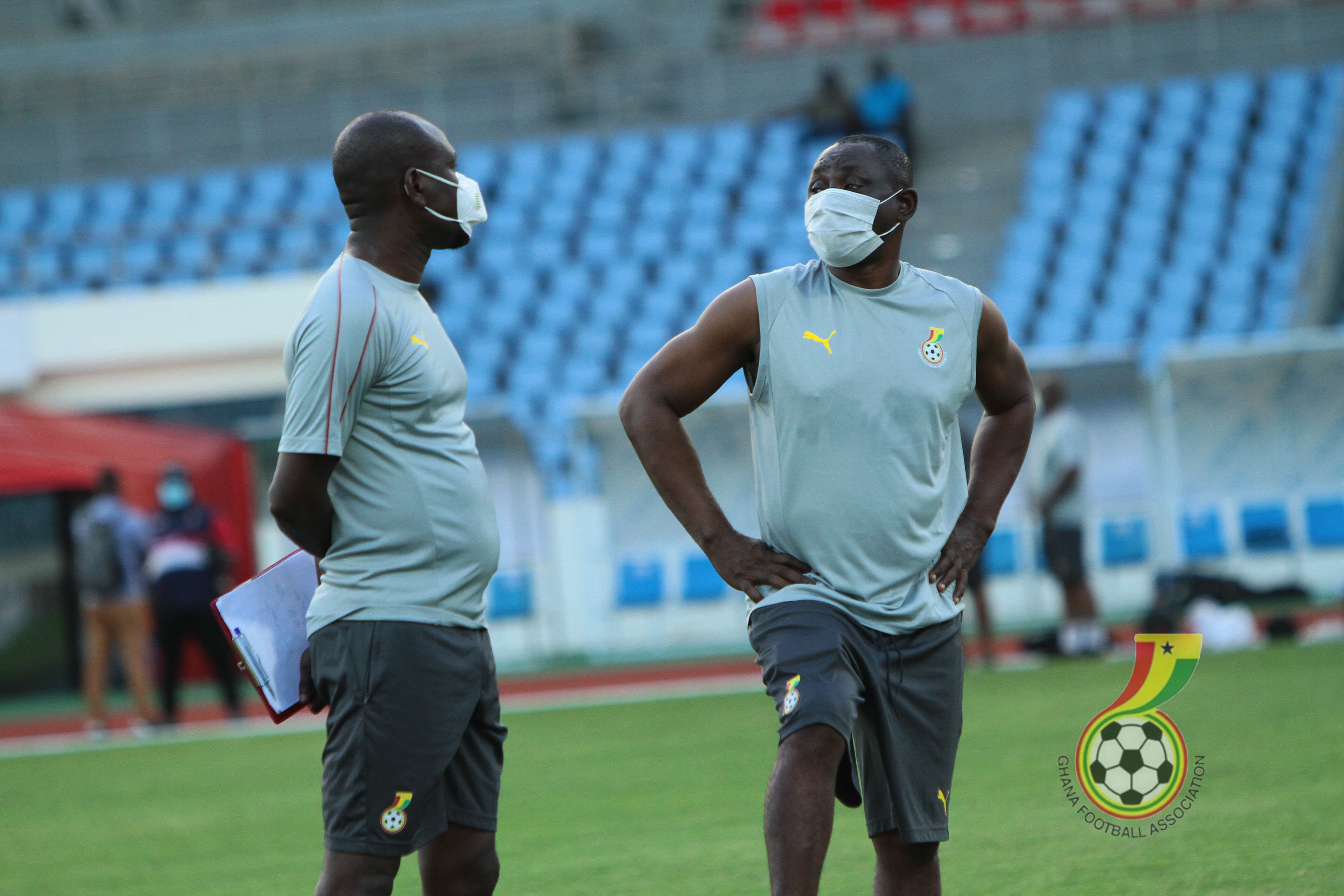 C.K Akonnor on training, Sudan, attitude of players and Partey: Transcript