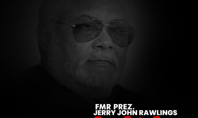GFA mourns late President Rawlings: Clubs to observe a minute silence to herald Premier League games