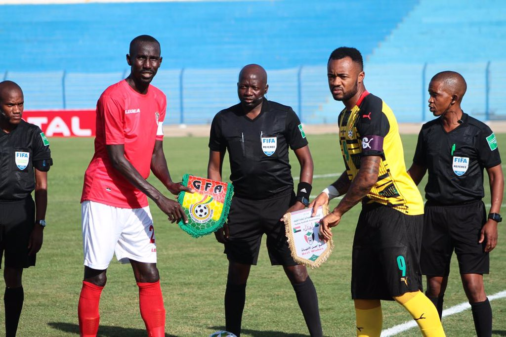 Group C wide open as Sudan deny Ghana early qualification