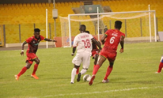 Asante Kotoko held by Wonders, AshGold draw at home – Match Day one round up