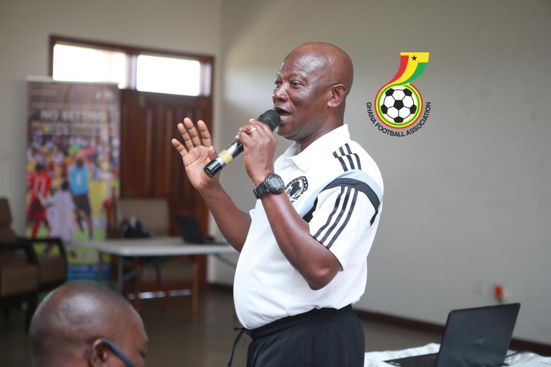 Alex Kotey named Referee Assessor for Mali vs Rwanda World Cup qualifier