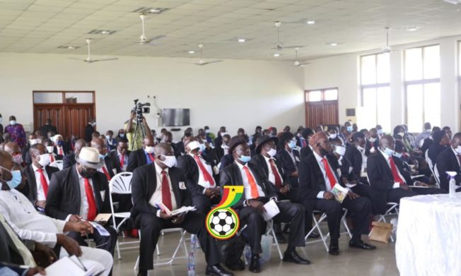 Match Commissioners end one-day training workshop