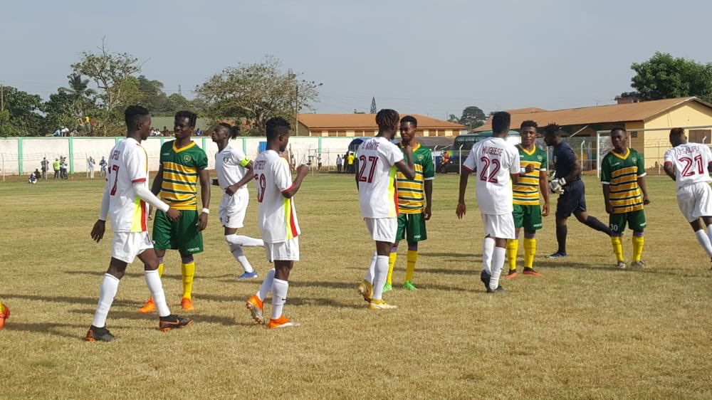 Nortey, Okraku score for Wonders in win against Dwarfs - Match Report