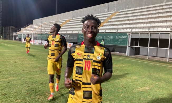 Samuel Owusu on winning the AFCON, Coach C.K Akonnor, scoring his first International goal and more: Transcript
