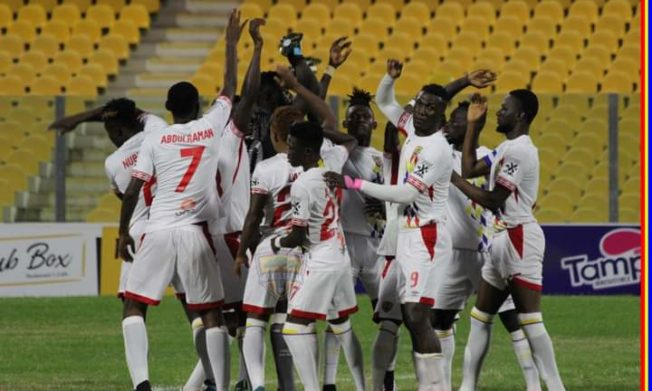 Hearts of Oak in search of win against leaders Karela United - Preview